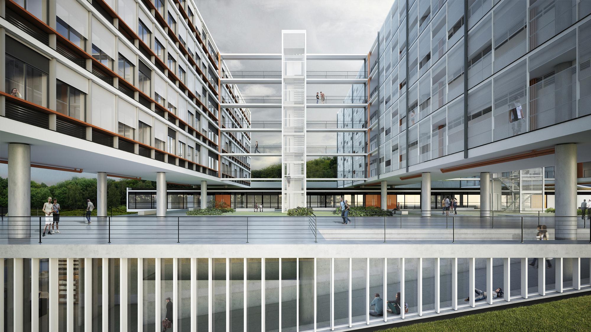 Habitação Estudantil UNIFESP
