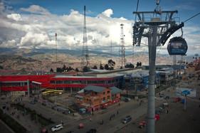 Teleferico El Alto