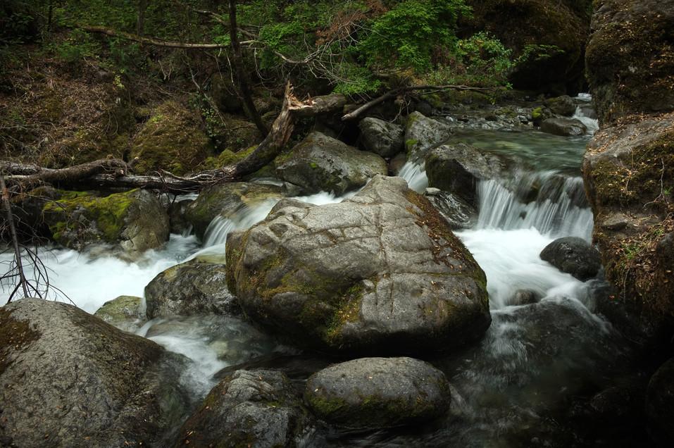 Řeky v Patagonii