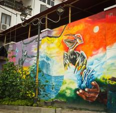 Umění na každé zdi