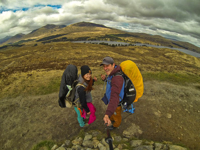 WEST HIGHLAND WAY SKOTSKO