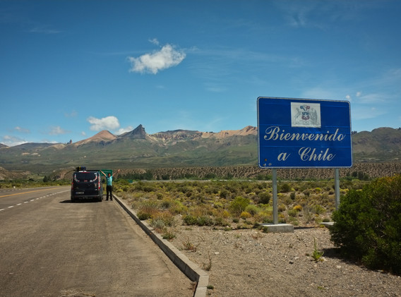 Bienvenido a Chile!