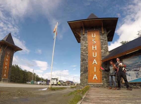 Brána do Ushuaiy