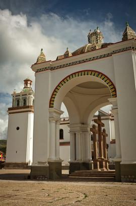 kostel v Copacabaně