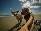 Plážová kamarádka