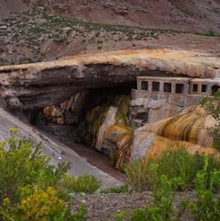 Přírodní most Inků