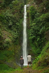Vodopád Milagro