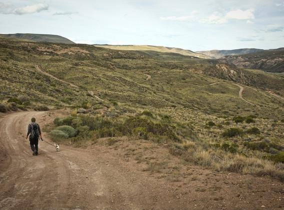 Toulání po NP Patagonia