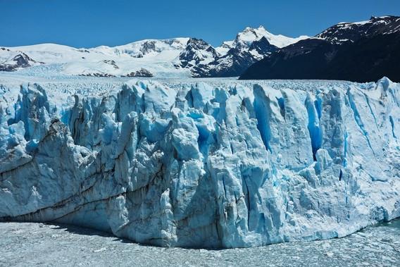 Takový menší kus ledu