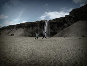 SELJALANDSFOSS ISLAND