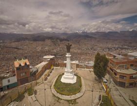 La Paz z El Alta