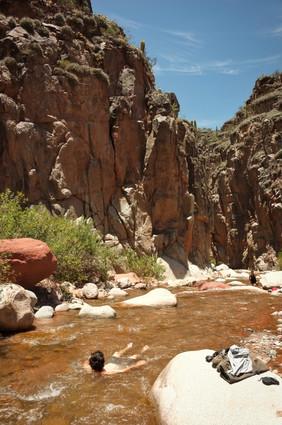 Jupííí řekaaa