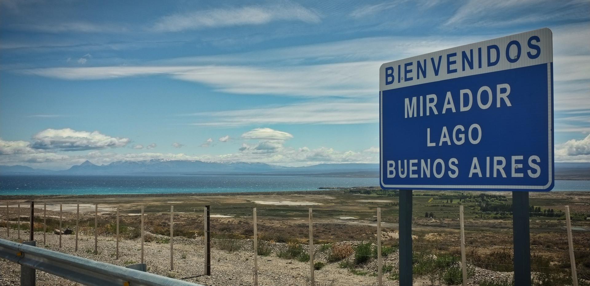 Jezero Buenos Aires/General Carrera