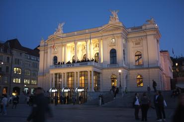 Světové operní divadlo Curych
