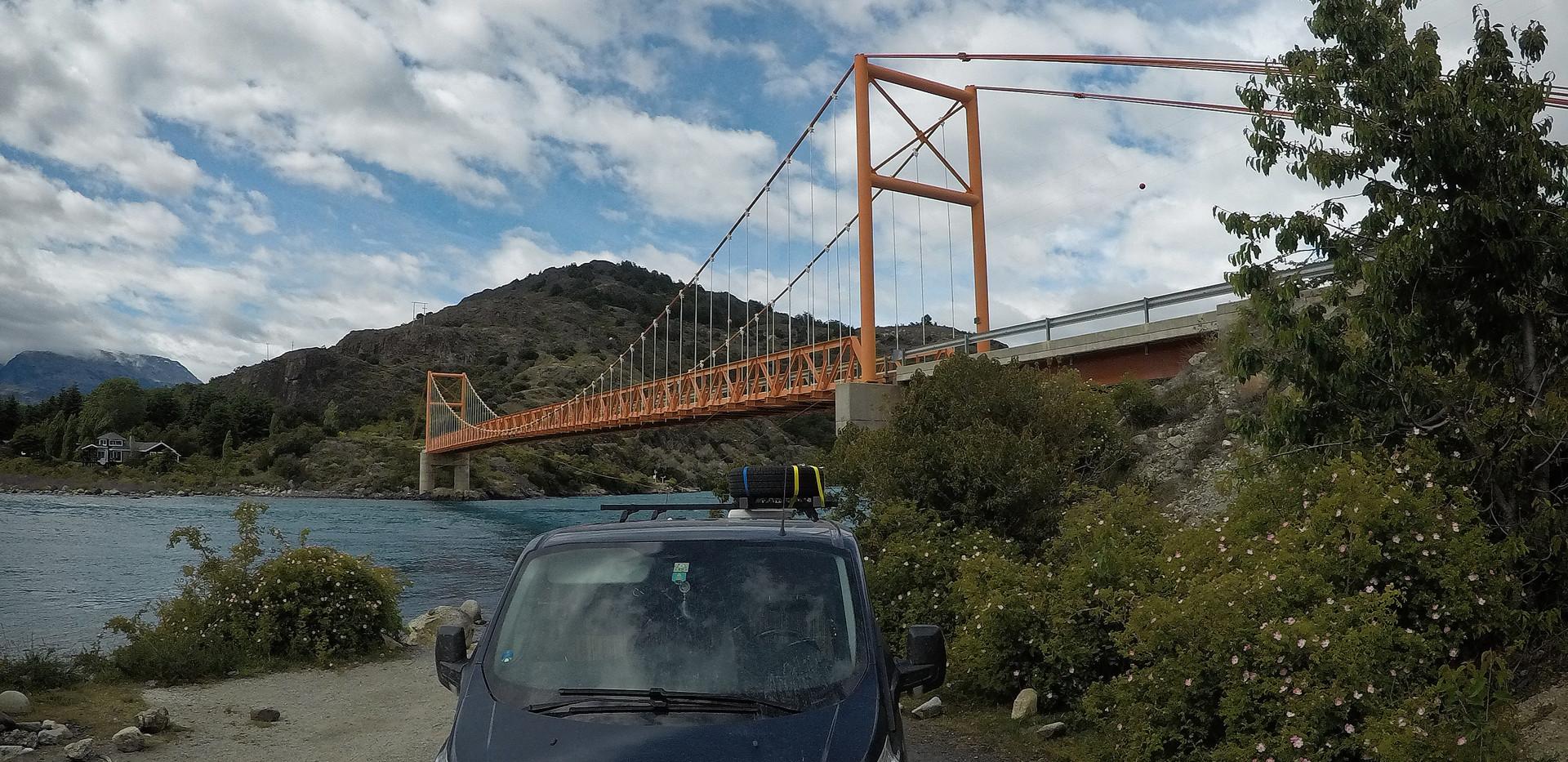 Most skoro jak v San Franciscu co?