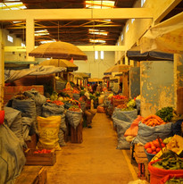 boží trh v Uyuni