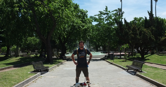 Plaza 25 de Agosto