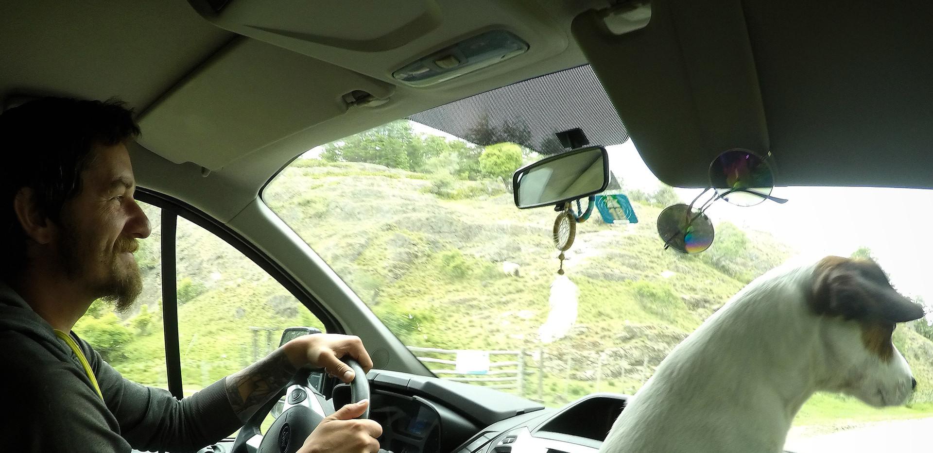 A takle jezdí Bobík