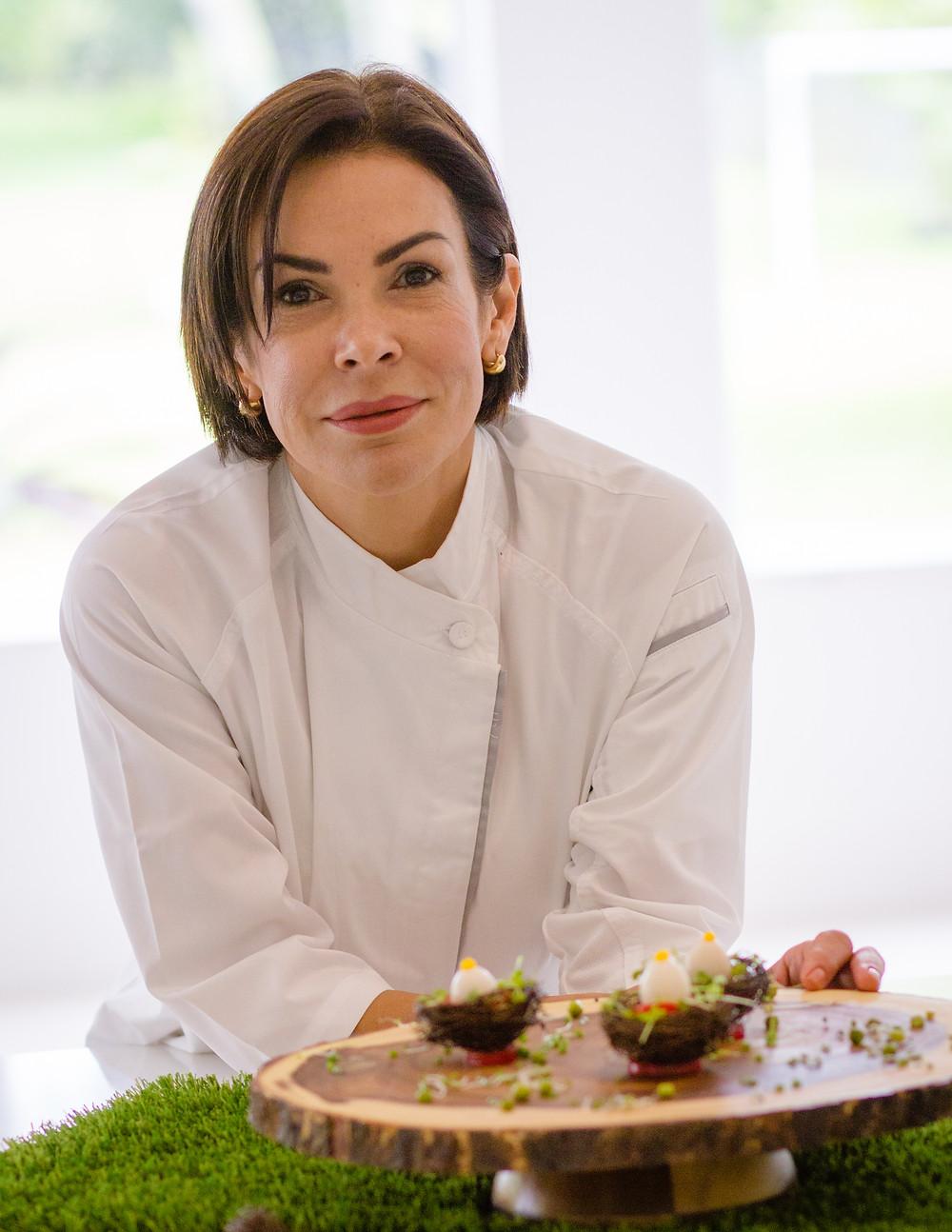Imagreimy Salazar [Chef  de cocina internacional]