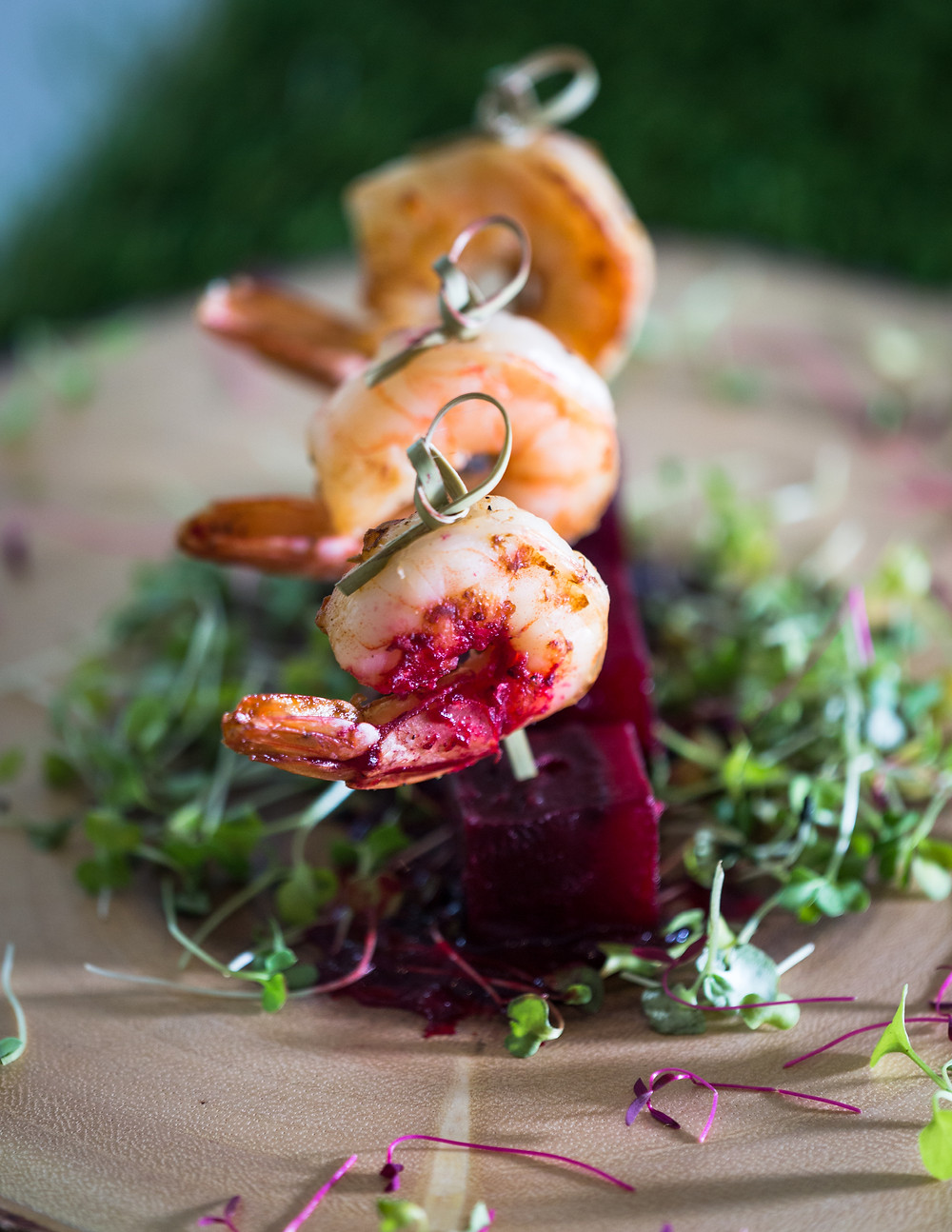 Creatividad y Ejecución: Chef Ima Salazar | Fotografía: Tere Di Giordano