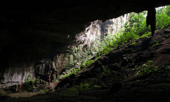 Cueva del Tronera