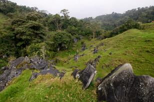 El Penon karst region