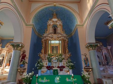 Fiesta a La Morenita de Güicán
