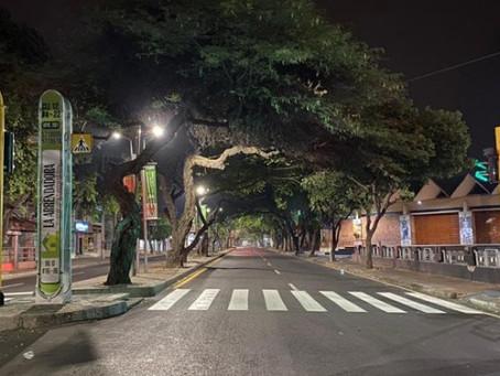 Toque de queda total en Cúcuta durante puente festivo