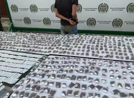 Con drones se le metieron a traficantes de alucinógenos en Bucaramanga
