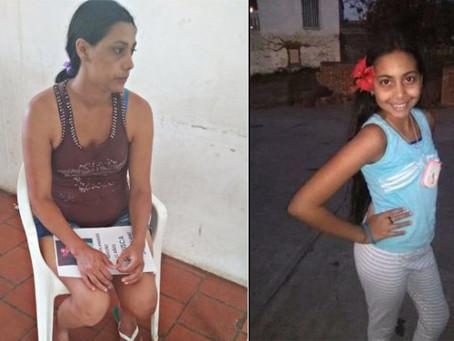 Niña desaparecida en Cúcuta