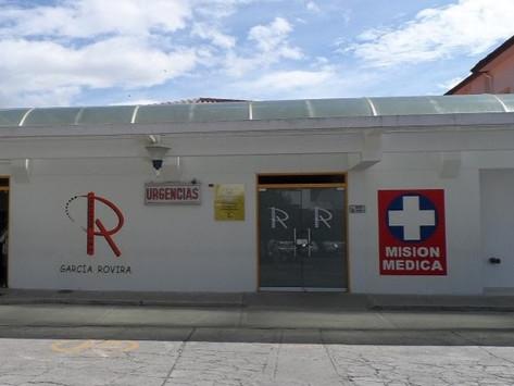 JOSÉ LUIS MEDINA, NUEVO GERENTE DEL HOSPITAL REGIONAL GARCÍA ROVIRA