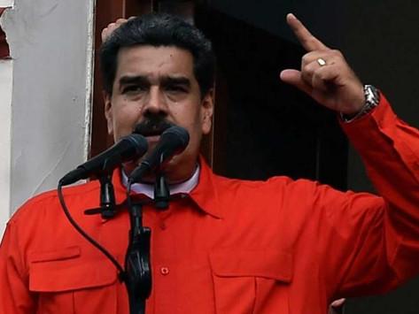 Maduro declaró alerta en frontera con Colombia