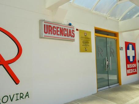 La Gobernación de Santander dotará el hospital de Málaga con nuevas unidades UCI