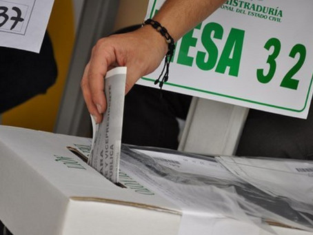 Candidatos inhabilitados en Santander