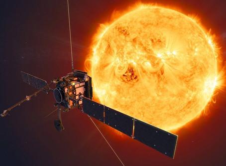 Solar Orbiter revela las imágenes más cercanas tomadas del Sol