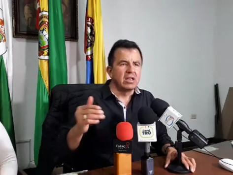 ALCALDE DE MÁLAGA DECRETA NUEVAS MEDIDAS PARA ENFRENTAR EL COVID-19
