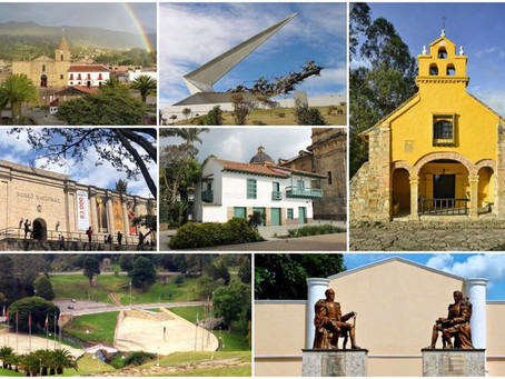 Siete lugares para recordar la Independencia de Colombia