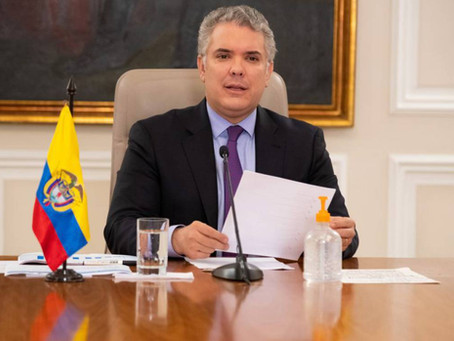 Algo grande está fallado en la justicia: Duque sobre caso Uribe