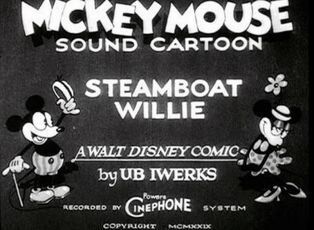 90 Años de Mickey Mouse