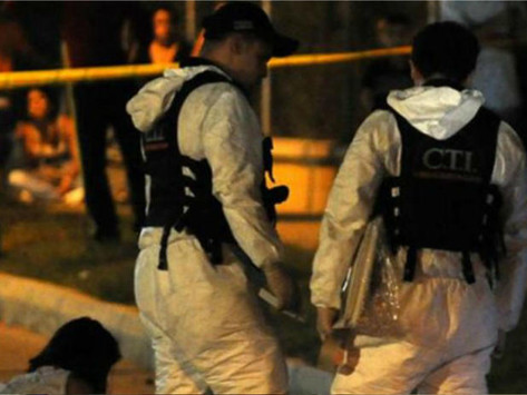 Masacre en el municipio de Ábrego, en el Catatumbo