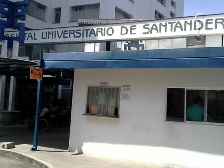 Hospital Universitario de Santander despide médicos radiólogos en medio de pandemia