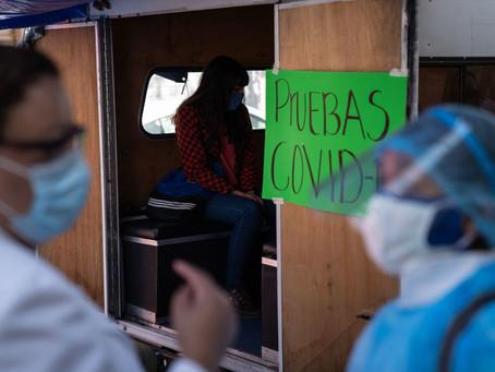 Así afecta el coronavirus todo el cuerpo