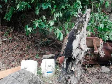 Hombre murió por caída de roca en Lebrija