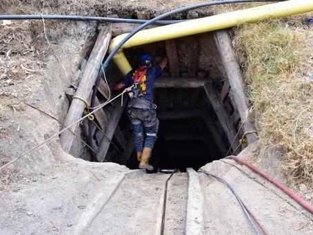 Hallan sin vida a 4 mineros en Boyacá