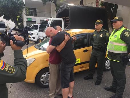 Taxista en Cúcuta devolvió 2600 dólares