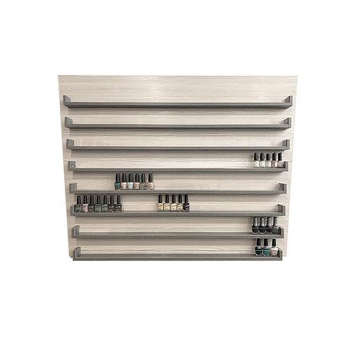 Tiffany Polish Rack V-Shape/ Nails Polish Rack