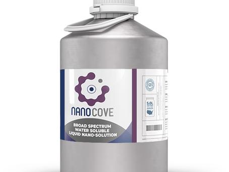 Water Soluble Nano CBD Solution