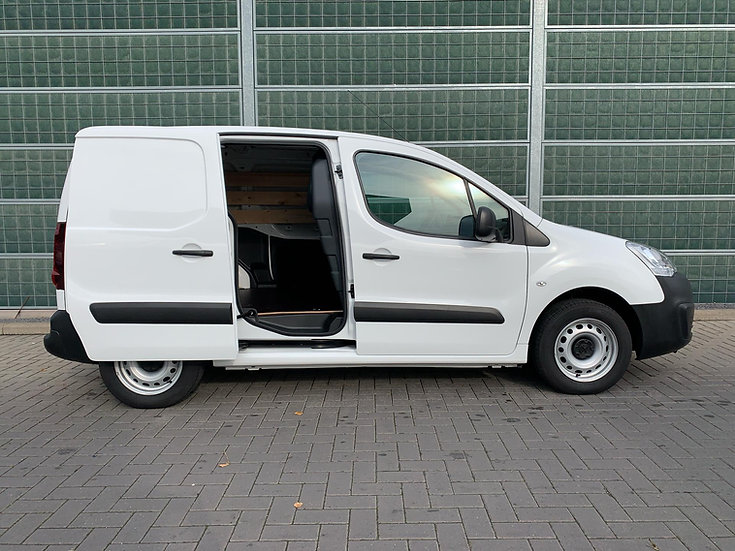 Peugeot Partner Lichte Vracht (€9750 excl. BTW)