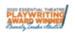 playwriting award winner 2020 Beverly Tr