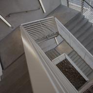 Escalera moderna